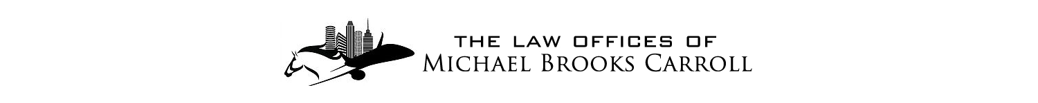 Law Offices of Michael Brooks Carroll logo